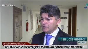 Polêmica das exposições chega ao Congresso Nacional
