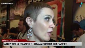 Morre aos 53 anos a atriz Márcia Cabrita