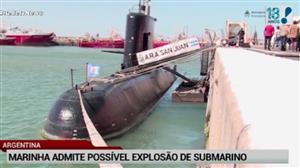 """Parente de tripulante do submarino argentino diz: """"Todos morreram"""""""