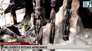 Religiões ancestrais têm grande influência na Nigéria
