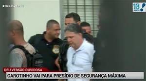 Garotinho sairá de Benfica e irá para Bangu