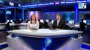 Assista à íntegra da edição de 29 de novembro de 2017 do RedeTV News