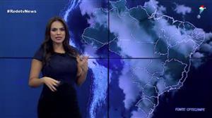 Domingo deve ser de mais chuvas em Minas Gerais