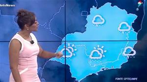 Chuva forte continua castigando Minas Gerais