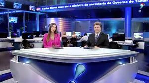 Assista à íntegra da edição de 8 de dezembro de 2017 do RedeTV News