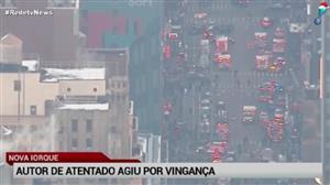 Autor de atentado na Times Square teria agido por vingança
