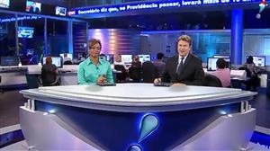 Assista à íntegra da edição de 11 de dezembro de 2017 do RedeTV News
