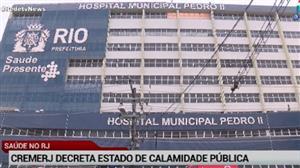 CRF decreta calamidade pública da Saúde no Rio de Janeiro