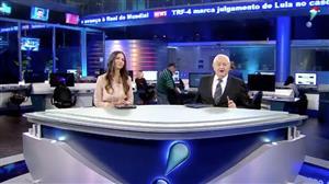 Assista à íntegra da edição de 12 de dezembro de 2017 do RedeTV News