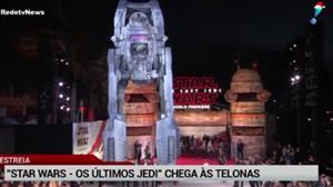 Star Wars - Os Últimos Jedi finalmente chegam às telonas