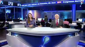 Assista à íntegra da edição de 13 de dezembro de 2017 do RedeTV News
