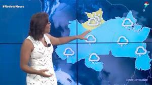 Chuva predomina em toda a região Norte neste sábado (16)