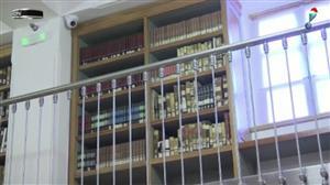 Egito reabre biblioteca histórica