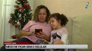 Medo de ficar sem celular? Conheça a 'nomofobia'