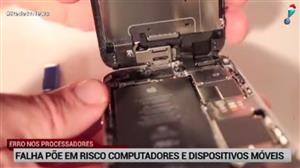 Falha em processadores põe em risco computadores e smartphones
