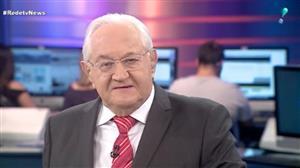 """""""A cada negativa da Justiça, Temer sofre mais desgaste"""", diz Boris Casoy"""