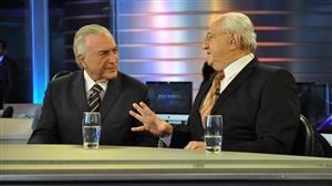 Assista à íntegra da entrevista de Michel Temer no RedeTV News