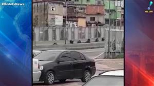 Adolescente morre no Rio após troca de tiros entre bandidos e policiais
