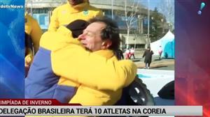 Dez brasileiros participarão dos Jogos de Inverno