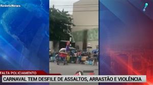 Pezão admite que houve falha na segurança do Carnaval
