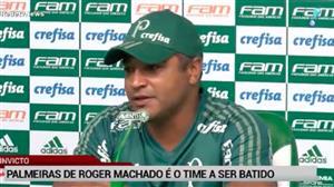 Neste início de ano, Palmeiras é o time a ser batido