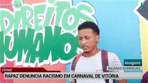 Homem denuncia racismo em Vitória após postagem em rede social