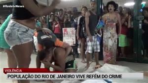 Em meio ao caos na segurança, moradores do Rio veem sonhos destruídos