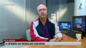 """""""Intervenção no Rio não é militar"""", afirma Reinaldo Azevedo"""
