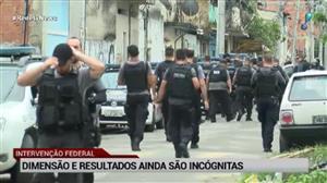 Resultado da intervenção federal ainda é incógnita para população do Rio