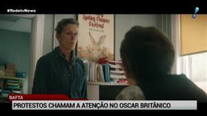 """""""Três Anúncios Para Um Crime"""" vence 'Oscar inglês"""""""