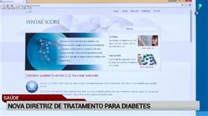 Estudo brasileiro traz nova diretriz para tratar diabetes