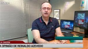 Azevedo: Brasil caminha para a ingovernabilidade