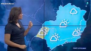 Terça-feira (6) será de chuva em boa parte do Sudeste
