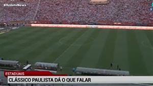 Clássico Corinthians x Santos dá o que falar