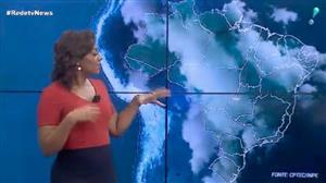 Áreas de instabilidade predominam no Sudeste nesta quarta (7)