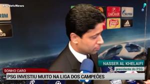 Eliminação do PSG 'pesa no bolso' do dono do time