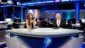 Assista à íntegra do RedeTV News de 7 de março de 2018