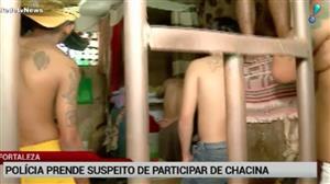 Polícia prende suspeito de participar de chacina no Ceará
