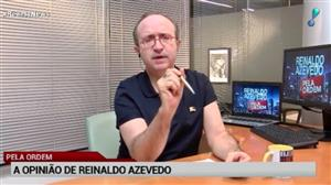 Barroso está exorbitando de suas funções, critica Reinaldo Azevedo