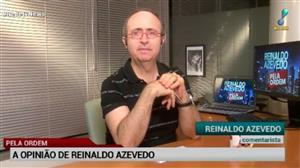 Quem matou Marielle queria o fim da intervenção, diz Reinaldo Azevedo