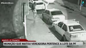 Câmeras de segurança mostram Marielle entrando no carro e sendo seguida