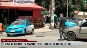 Novo tiroteio no Rio deixa um morto e três feridos