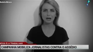 Campanha mobilizajornalistas esportivas contra o assédio