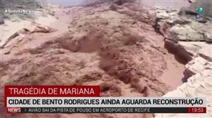 Cidade de Bento Rodrigues, em MG, ainda aguarda reconstrução