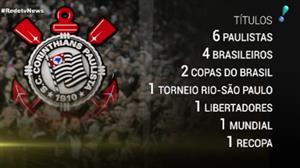 Corinthians humilha rivais e é o campeão do século