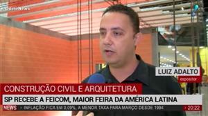 SP recebe a maior feira de construção civil e arquitetura da América Latina