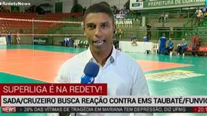 Sada/Cruzeiro busca reação contra Taubaté/Funvic pela Superliga Masculina