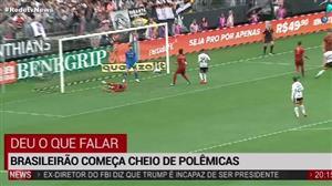 Corinthians vence Fluminense com dois gols de Rodriguinho