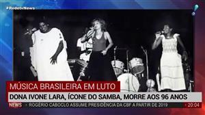 Ícone do samba, Dona Ivone Lara morre aos 96 anos