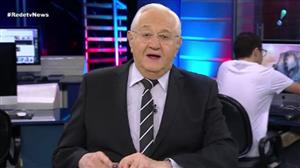 """Alckmin quer distância de Aécio"", afirma Boris Casoy"